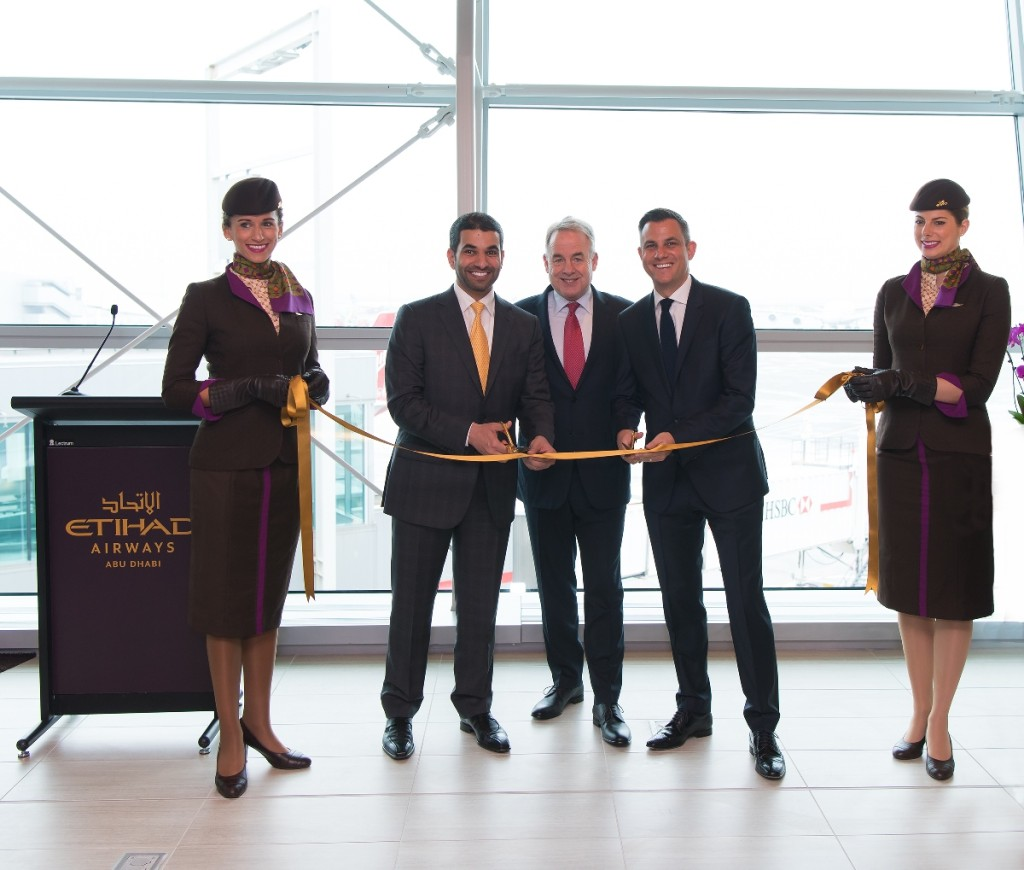 JFK Lounge Opening_Ribbon-Cutting Ceremony