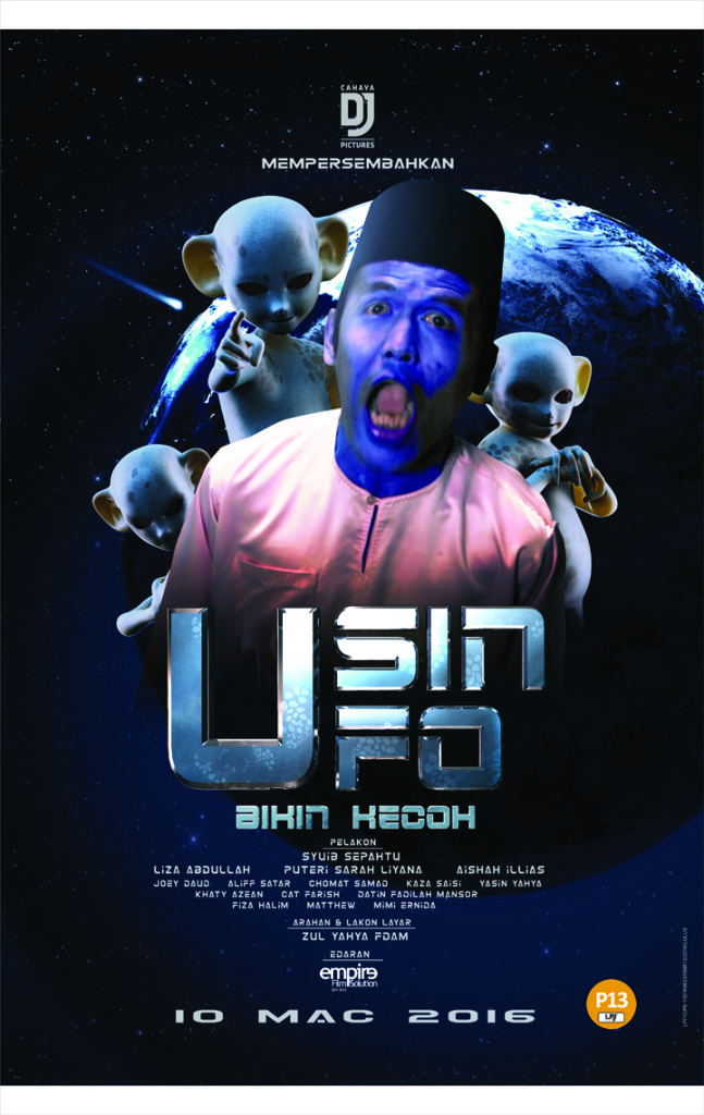 Poster USIN UFO