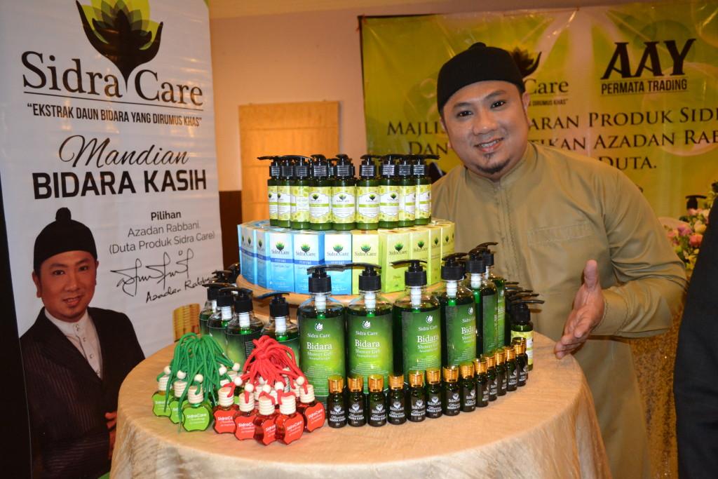 Azadan Rabbani Duta Produk Sidra Care 2