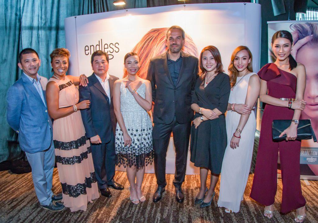 Endless Jewelry Malaysia - Mr KB Ng, Ning Baizura,Mr Lee Seing Wah, Lynn Lim, Paul Moonga, Ms Wong Yuen Peng, Belinda Chee, Amber Chia