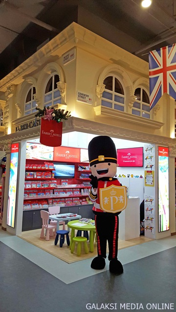 Faber-Castell Concept Store at The Parenthood, Sunway Putra Mall