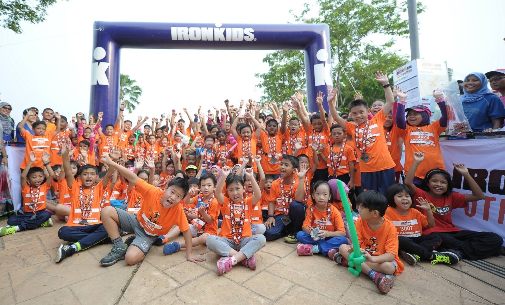 IRONKIDS Group Photo