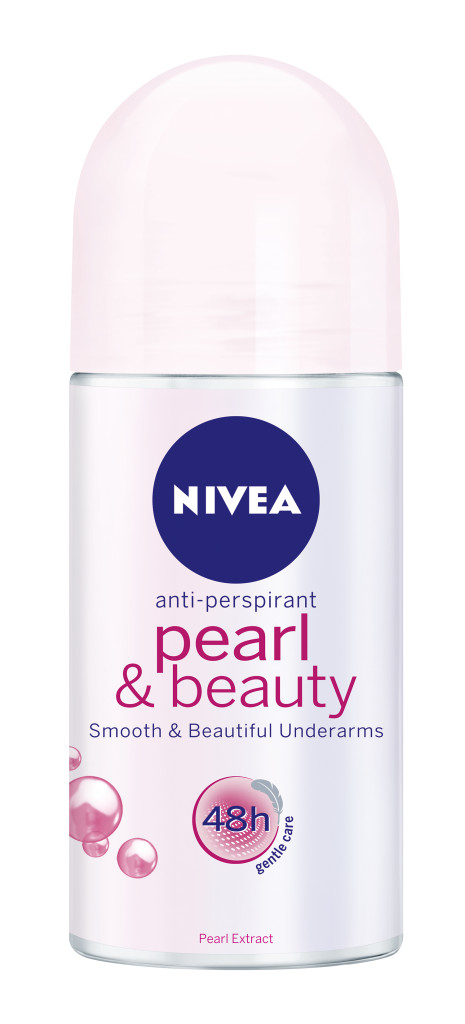 NIVEA Pearl & Beauty Deo (Roll-on)