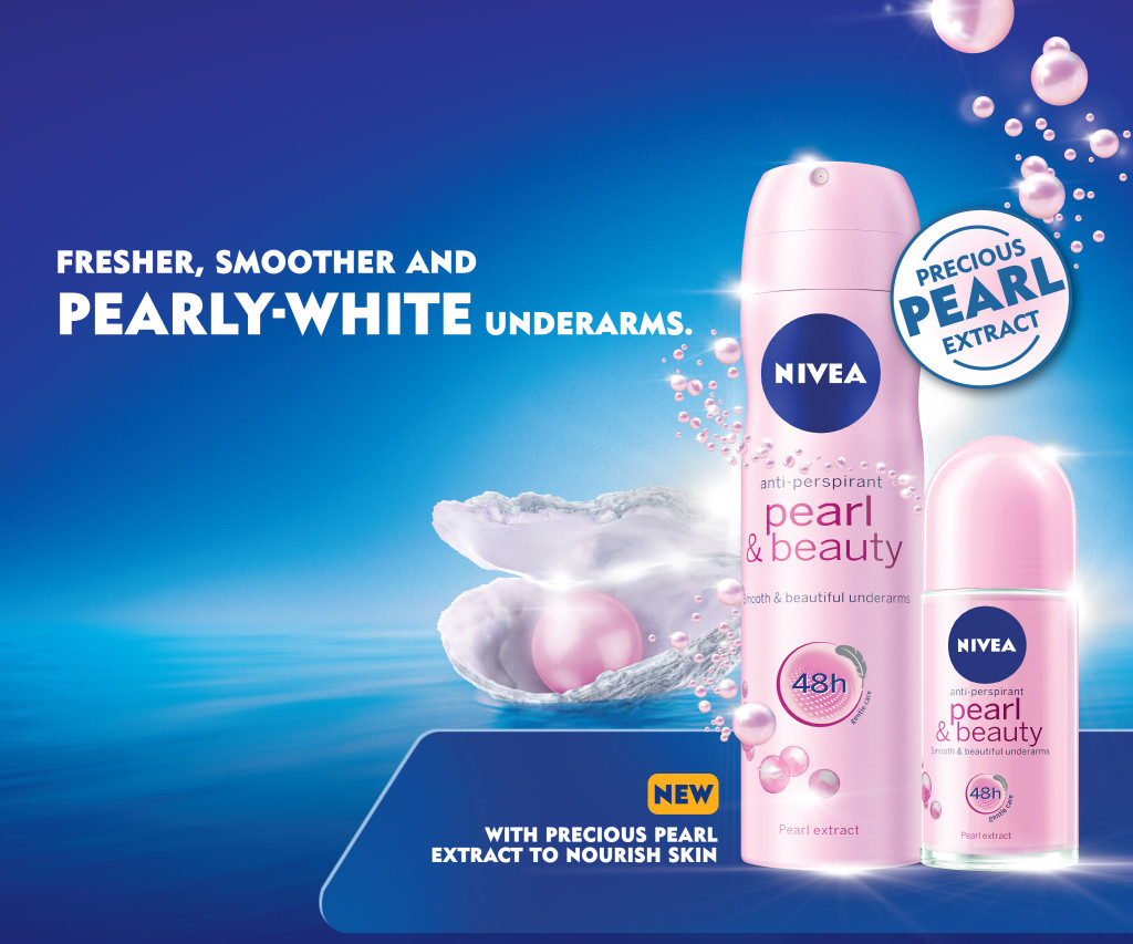 NIVEA Pearl & Beauty KV (ENG)