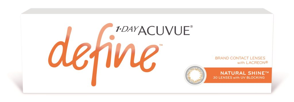 Packshot_1 • DAY ACUVUE® DEFINE™ with Lacreon®_Natural Shine_30pk_Front