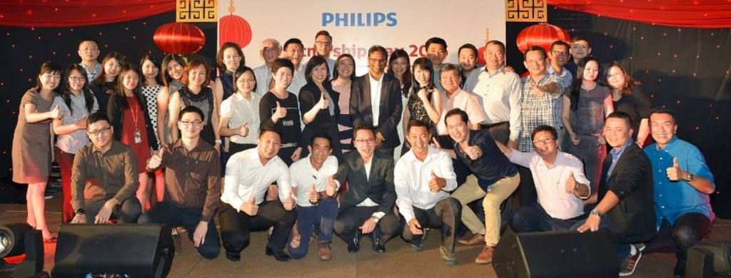 Philips Lighting Partnership Day