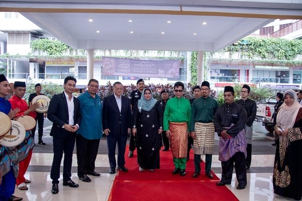 Datuk Mas Ermieyati Samsudin Timb Menteri Pelancongan dan Kebudayaan Malaysia