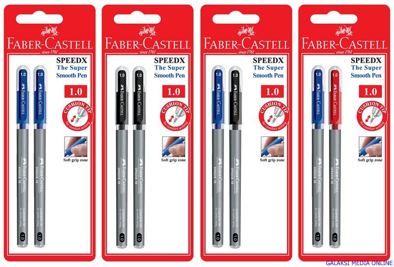 Faber-Castell Speedx Ball pens