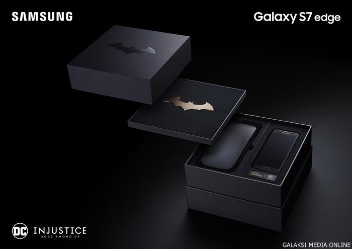 Samsung Galaxy S7 edge Injustice Edition_Full Box