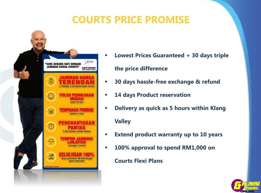 courts promise