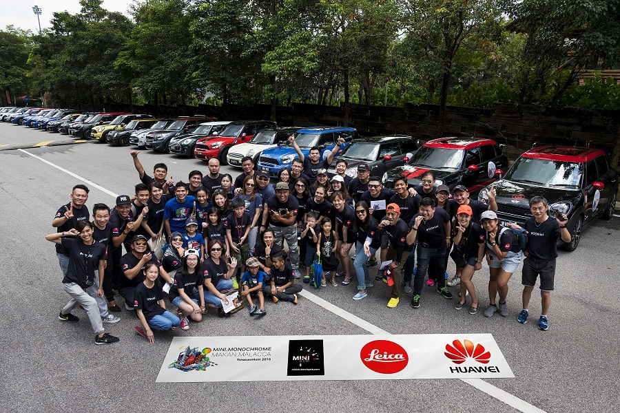 A SMALL Crossover by Huawei Malaysia, Mini Owners Club Malaysia and Leica Mala...