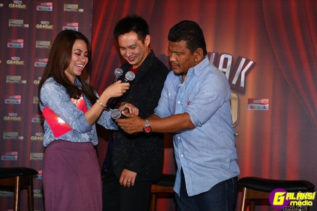 Ebby Yus & Douglas Lim