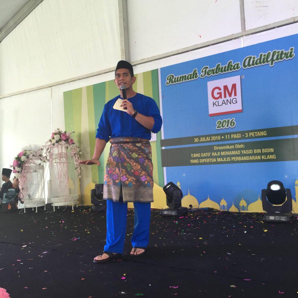 Fahrin Ahmad Pengacara majlis