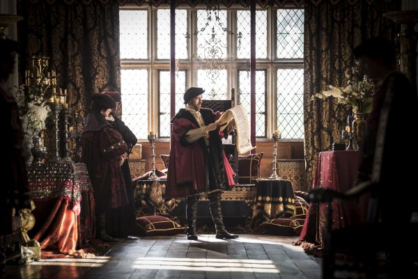 Picture shows: King Henry VIII (DAMIAN LEWIS)