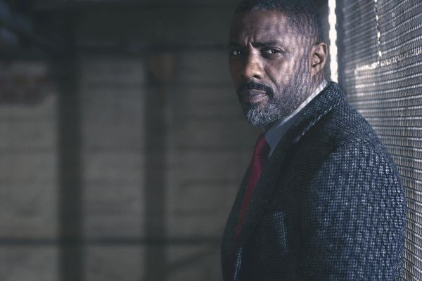 Picture shows: DCI John Luther (IDRIS ELBA)
